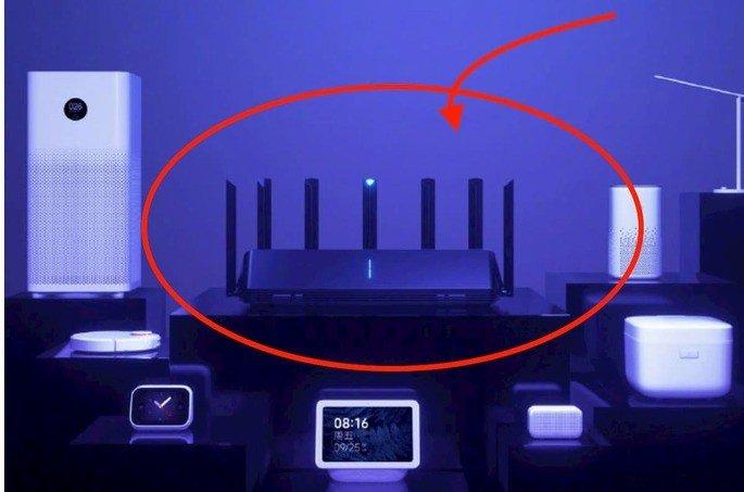 Router da Xiaomi contará com 7 antenas, Dual-Band e Wi-Fi 6