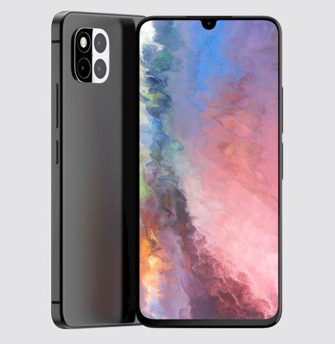 Essential Phone PH-3 (nunca revelado)