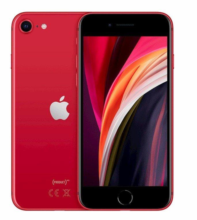 Apple iPhone SE em Vermelho