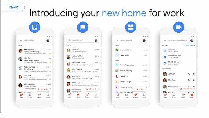 Google Gmail novidades