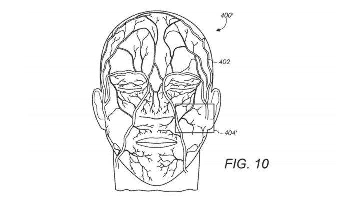 Apple PAtente Face ID