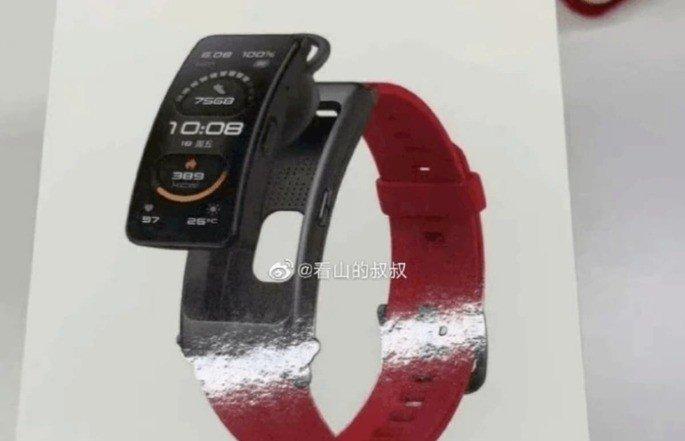 Huawei Talkband B6 Xiaomi Mi Band 5