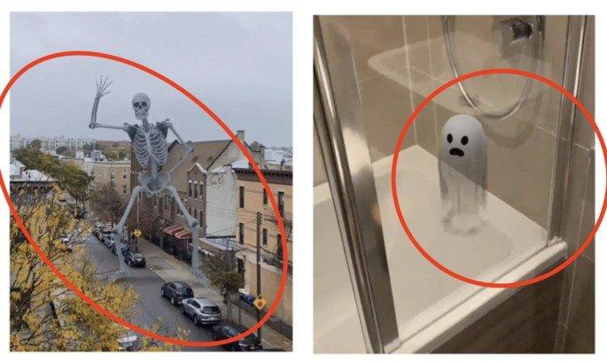 Pesquisa Google objetos e animais 3D