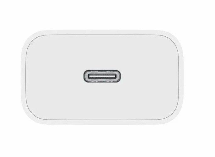 Carregador iPhone 12 da Xiaomi