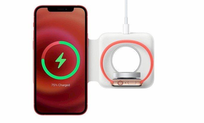 Carregador Duplo MagSafe Apple