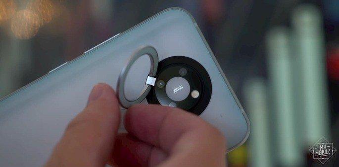Novo Nokia N95 protótipo