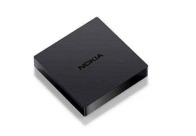 Nokia  Streaming Box 8000, concorrente à Xiaomi Mi Box 4s