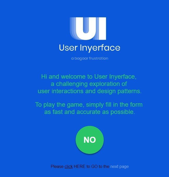 user inyerface