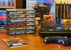 Sega Mega Drive Mini a caminho com 40 jogos!