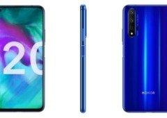 Sem mais segredos! Este é o Huawei Honor 20 e suas especificações