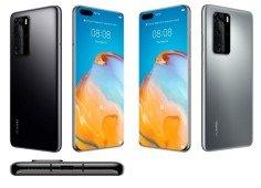 Sem mais segredos! Este é o Huawei P40 e Huawei P40 Pro