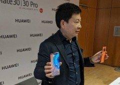 Sem serviços Google, CEO da Huawei espera vender 20 milhões de Mate 30