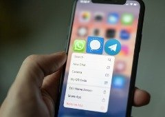 Signal e Telegram 'sofrem' com o êxodo do WhatsApp