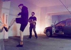 Sistema de segurança de Tesla Model 3 assusta vândalos e capta tudo em vídeo