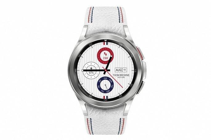 Samsung Galaxy watch 4 thom browne 1
