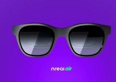 Smartglasses Nreal Air para jogares e veres TV num ecrã XXL
