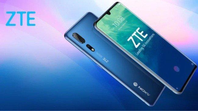 Smartphone Android ZTE 20 GB RAM