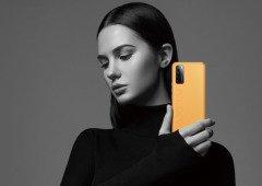 Smartphone com câmara debaixo do ecrã está mais potente em nova versão