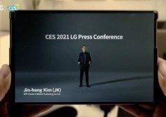 Smartphone com ecrã extensível da LG está mais perto de chegar ao mercado