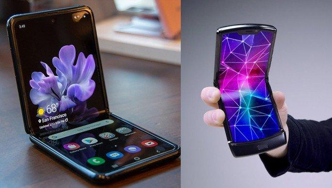 smartphone dobrável