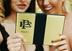 Smartphone dobrável de Pablo Escobar já está à venda com preço impressionante!