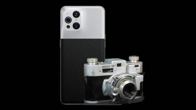 OPPO Smartphone Android KODAK