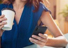Smartphone Samsung Galaxy M11: bom e barato na Amazon