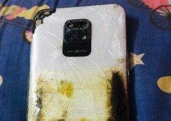 Smartphone Xiaomi pega fogo sem razão aparente. Marca já respondeu