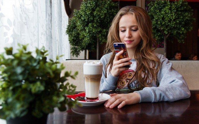 Smartphone 21 anos