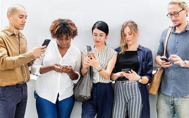 vício dos smartphones