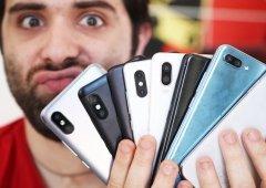 Android: TOP 5 smartphones por menos de 200€ que tens de conhecer