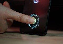 Smartphones Android poderão usar sensor de impressões digitais para entrar nos serviços Google