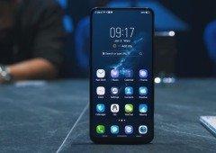 Smartphones com câmara por baixo do ecrã não serão produzidos em 2019