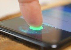 Smartphones com leitores biométricos no ecrã são cada vez mais populares