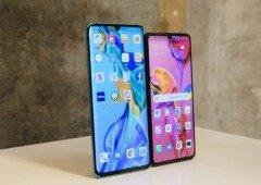 Smartphones da Huawei estão a apresentar publicidade no ecrã de bloqueio