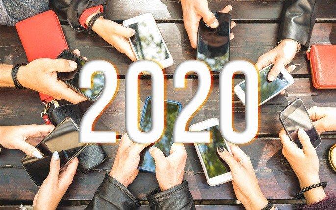 Smartphones usados 2020 vendas
