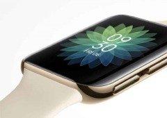 Smartwatch da Oppo estará disponível a partir de 6 de março