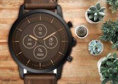 """Smartwatch híbrido da Fossil é o equilíbrio perfeito entre """"Passado e Futuro"""""""