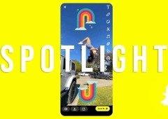 Snapchat reinventa-se com o Spotlight, o novo rival do TikTok