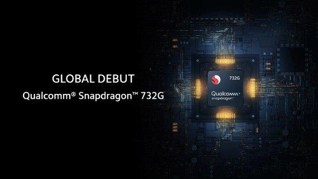 Qualcomm Snapdragon 732G da Xiaomi