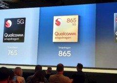 Snapdragon 865 não possui um modem 5G integrado. Percebe porquê