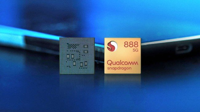 Chipset Qualcomm Snapdragon 888