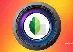 Snapseed chega aos 100 milhões de downloads na Google Play Store