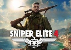 Sniper Elite 4 tem finalmente data de chegada à Nintendo Switch! Vê o trailer