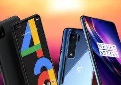 Sondagem: Google Pixel 4a ou OnePlus Nord?