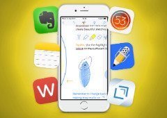Sondagem: que app de smartphone utilizas para tomar notas?