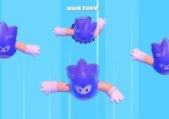 Sonic chega oficialmente ao Fall Guys. Vais querer usar!