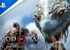 Sony anuncia lançamento do mítico God of War para o PC