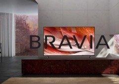 Sony anuncia novas Smart TV Bravia com Processador Cognitivo