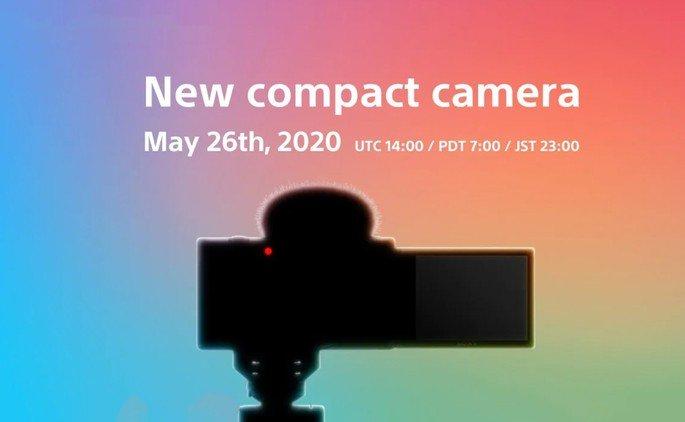 Sony ZV-1 câmara para Vlogers